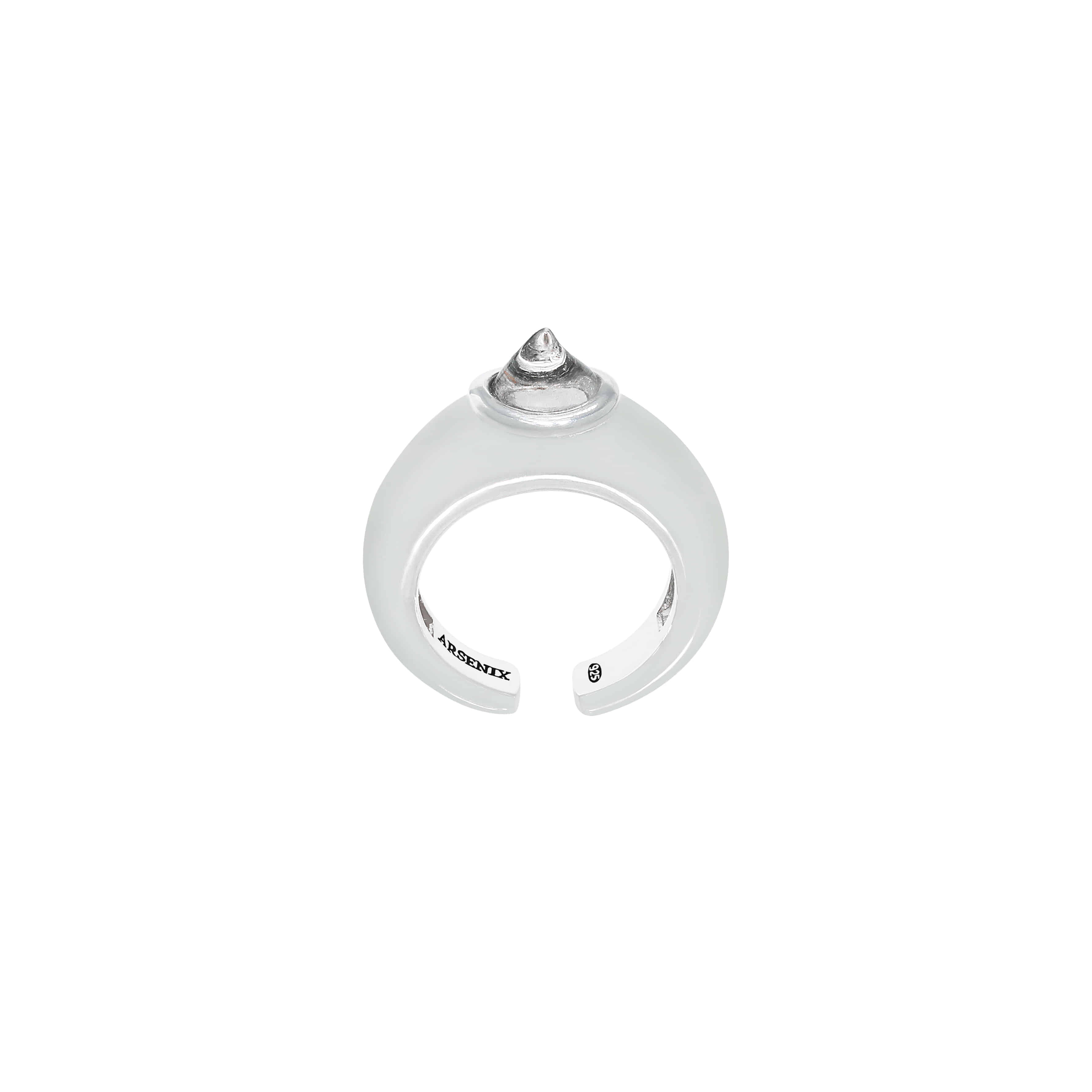 Rose Thorn 2way Ear Cuff Ring (4Color)